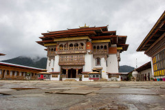 Gangtey lhakhang