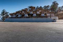 108 Stupas at Dochu La