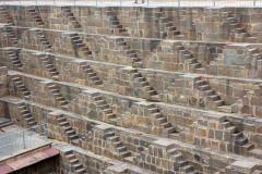 Stepwell of Chand Baori