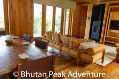Living Area for Villa