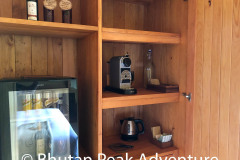 Minibar in Suite