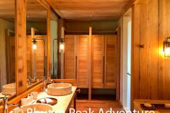 Bathroom in Suite